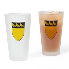 Wogan Drinking Glass