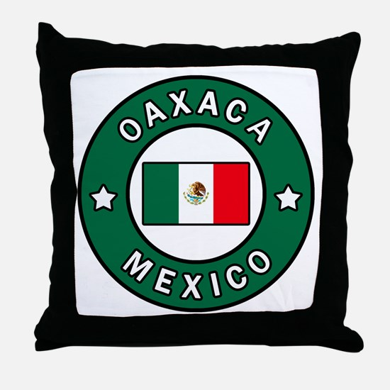 Cute Chicana Throw Pillow