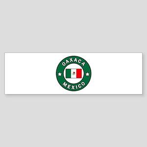 Oaxaca Mexico Bumper Sticker