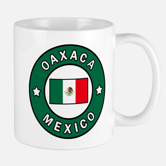Oaxaca Mexico Mugs