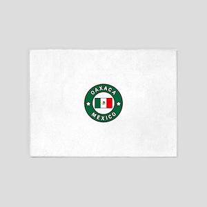 Oaxaca Mexico 5'x7'Area Rug
