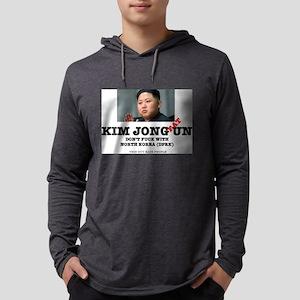 KIM JOHN FAT UN - DPRK Long Sleeve T-Shirt