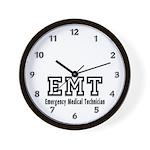 EMT Logo Wall Clock