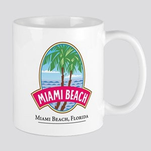 Classic Miami Beach -  Mug