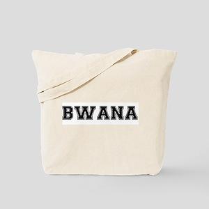BWANA Tote Bag