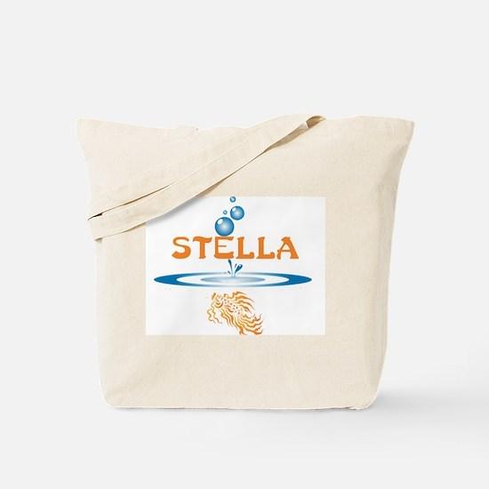 Stella (fish) Tote Bag