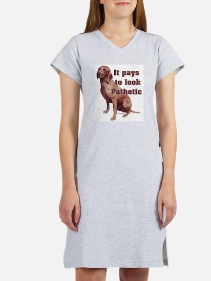 pathetic redbone coonhound Ash Grey T-Shirt
