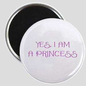 Yes, I am a Princess Magnet