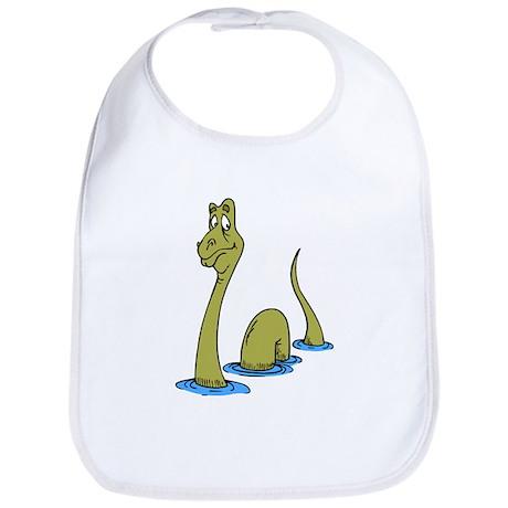 Loch Ness Monster Bib