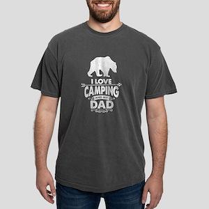 Love DAD Mens Comfort Colors Shirt