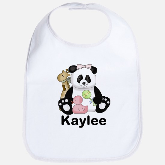 Kaylee's Little Panda Bib