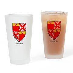 Fitzharris Drinking Glass