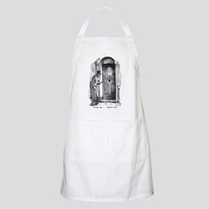 Marley's Face BBQ Apron