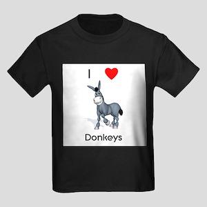 I love donkeys T-Shirt