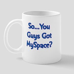 Myspace Mug