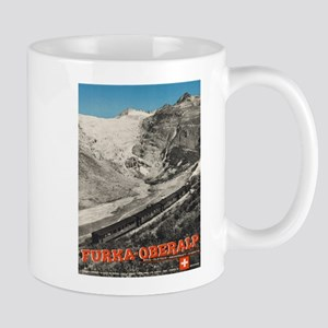 Vintage poster - Switzerland Mugs