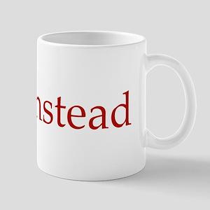 #RedInstead Mugs