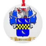 Shawyer Round Ornament
