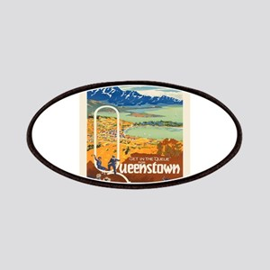 Vintage poster - New Zealand Patch