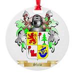 Shaw Round Ornament