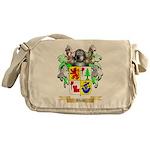 Shaw Messenger Bag