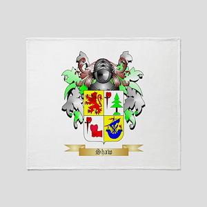Shaw Throw Blanket