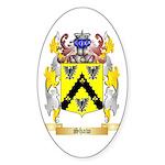 Shaw (Ireland) Sticker (Oval 10 pk)