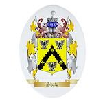 Shaw (Ireland) Oval Ornament