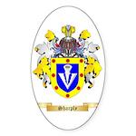 Sharply Sticker (Oval 10 pk)