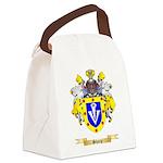 Sharp Canvas Lunch Bag