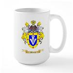 Sharp Large Mug