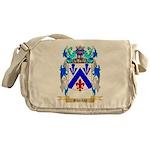 Sharkey Messenger Bag