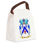 Sharkey Canvas Lunch Bag