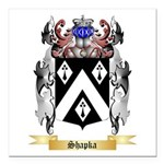 Shapka Square Car Magnet 3