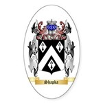 Shapka Sticker (Oval 10 pk)