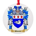 Shanne Round Ornament