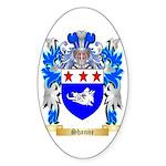 Shanne Sticker (Oval 50 pk)