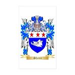 Shann Sticker (Rectangle 50 pk)