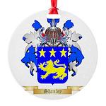 Shanley Round Ornament