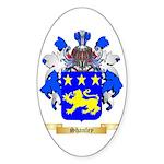 Shanley Sticker (Oval)
