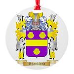 Shankland Round Ornament
