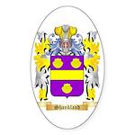 Shankland Sticker (Oval 10 pk)