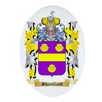 Shankland Oval Ornament