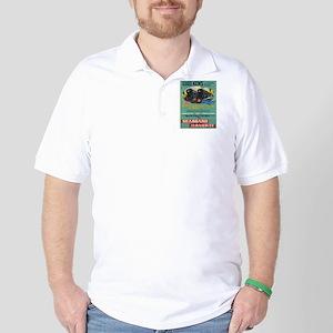 Vintage poster - Florida Golf Shirt