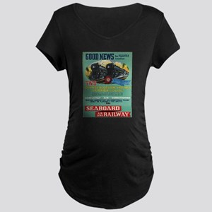Vintage poster - Florida Maternity T-Shirt