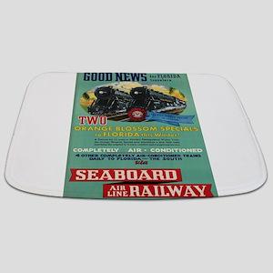 Vintage poster - Florida Bathmat