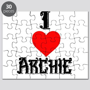 I Heart Archie Puzzle