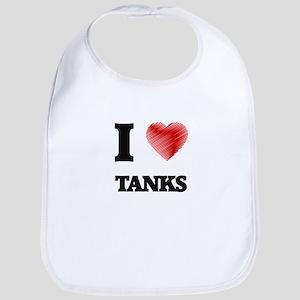 I love Tanks Bib