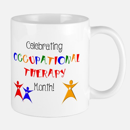 Occupational Therapy Month Mugs