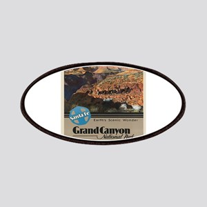 Vintage poster - Grand Canyon Patch